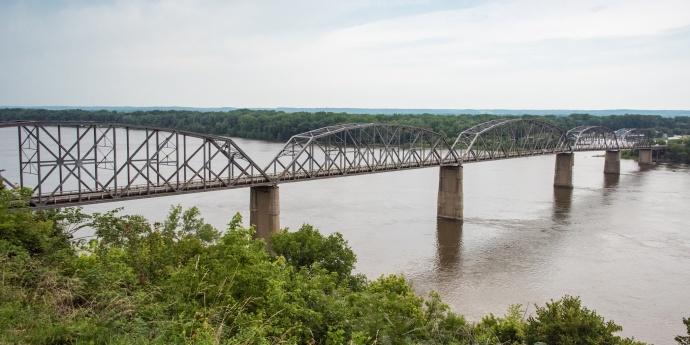Major River Bridges   Missouri Department of Transportation