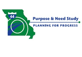 I-44 Planning for Progress Logo Card