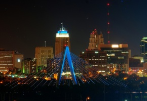 the kansas city skyline