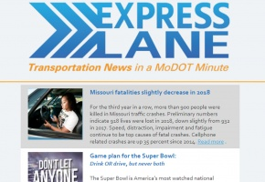 a preview of the redesigned express lane