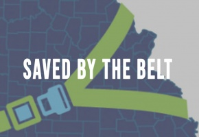 saved by the belt graphic
