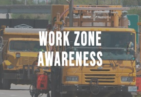 work zone trucks