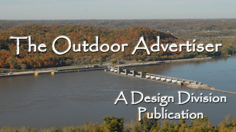 The Outdoor Advertiser - July 2009 Banner
