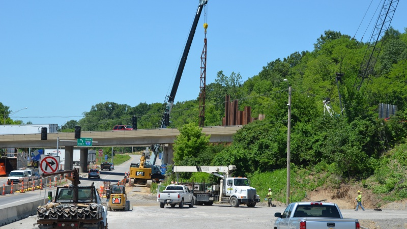 I-435 and Route 210 Interchange Project | Missouri Department of