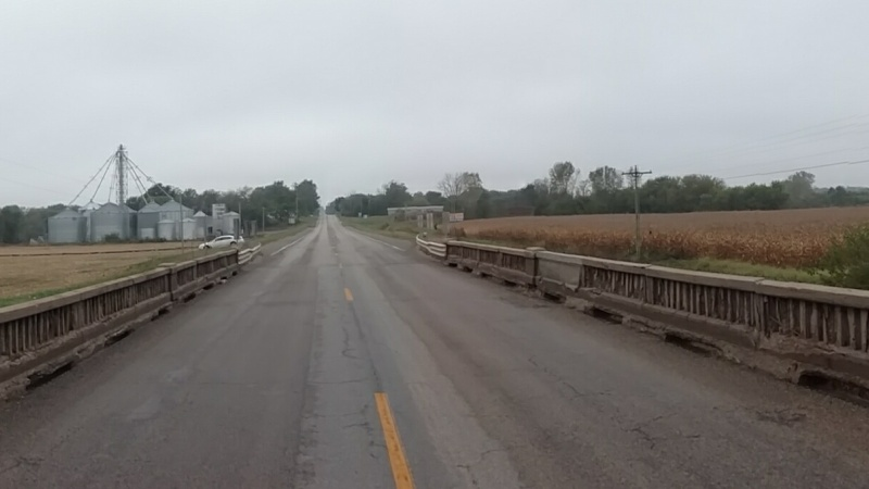 Third Fork Platte River Bridge US Route 169 DeKalb County