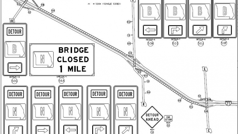 Clinton And Daviess County Bridge Deck Replacements Over I