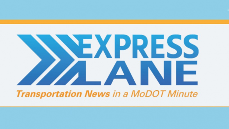 express lane: transportation news in a modot minute