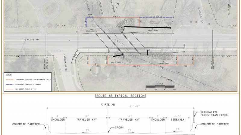 Ladue Road (Route AB) Project Plan