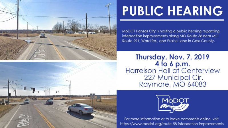 Public Hearing Information