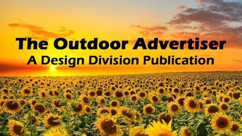 Spring Outdoor Advertiser Banner
