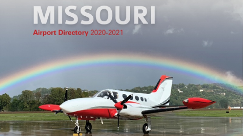 2020-2021 Airport Directory Cover Thumbnail