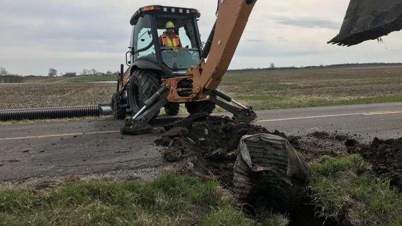 Culvert Replacement in Clark County