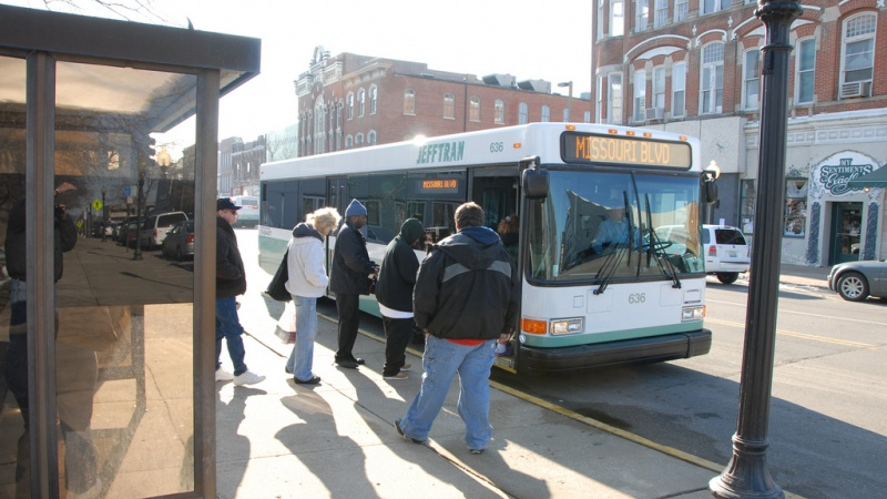 Transit General Information | Missouri Department of